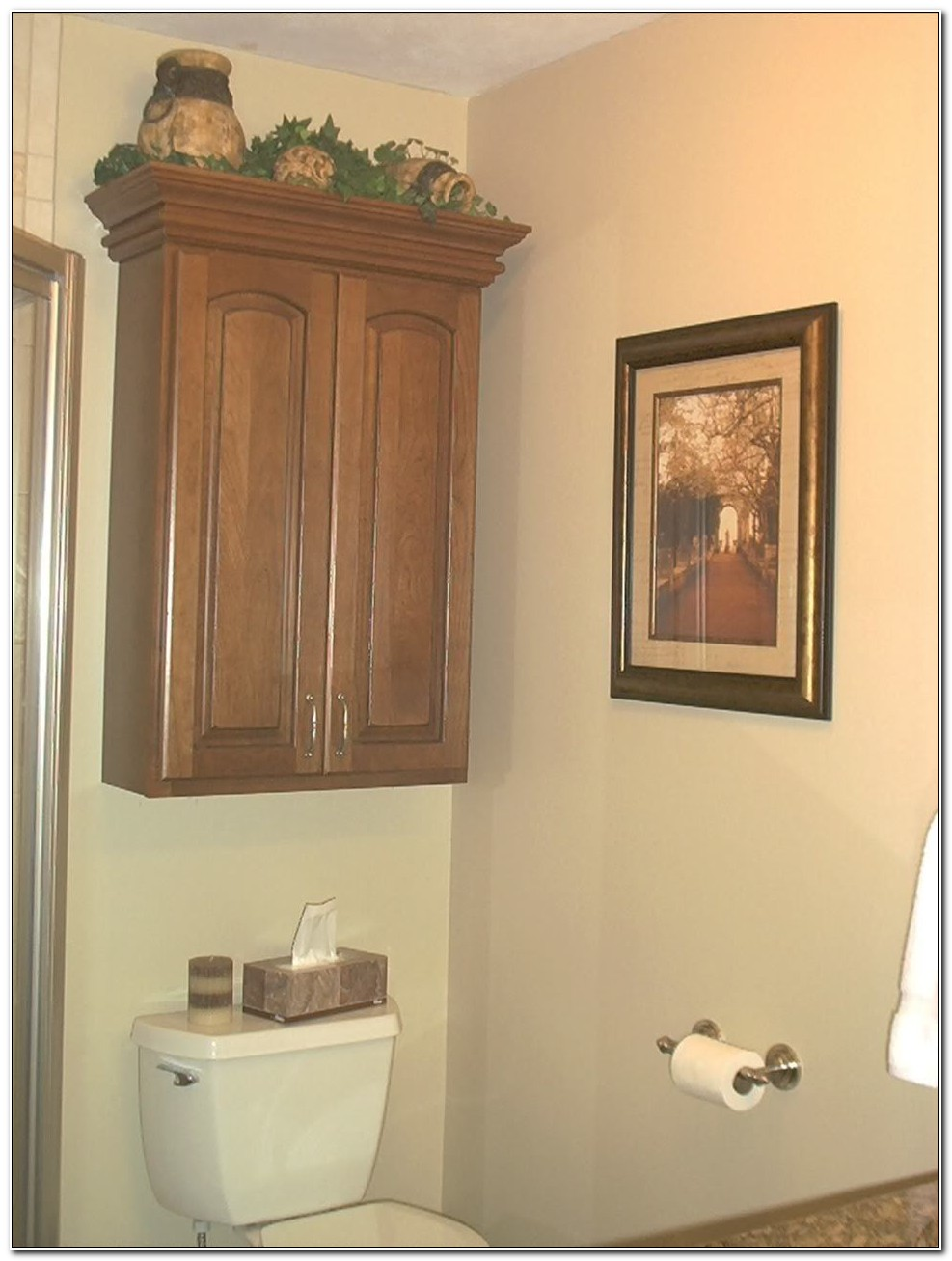 Above The Toilet Wall Cabinets