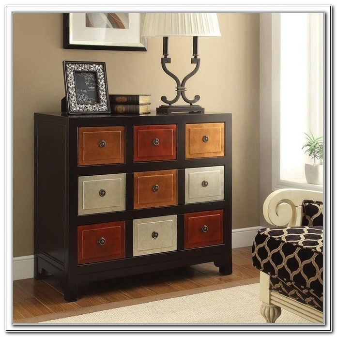 Accent Chest And Cabinets