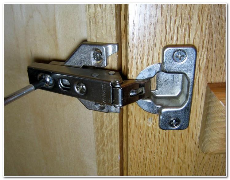 Adjust Concealed Cabinet Door Hinges