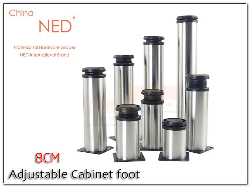 Adjustable Cabinet Legs Metal