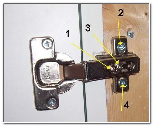 Adjusting Hinges Kitchen Cabinet Doors
