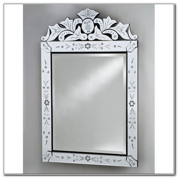 Afina Venetian Mirror Medicine Cabinet