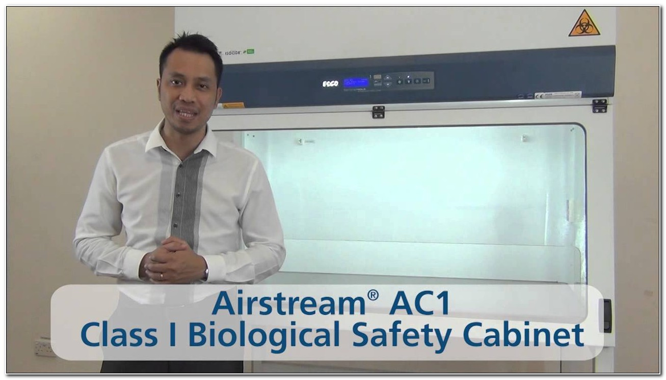 Airstream Class Ii Biological Safety Cabinet