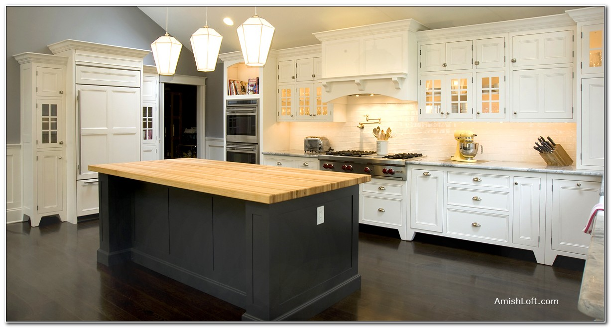 Amish Kitchen Cabinet Makers Lancaster Pa