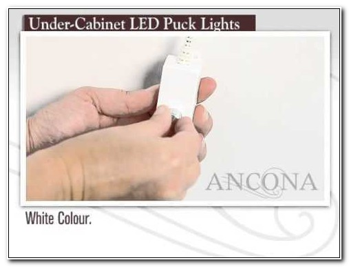 Ancona Dimmable Under Cabinet Led Puck Lights
