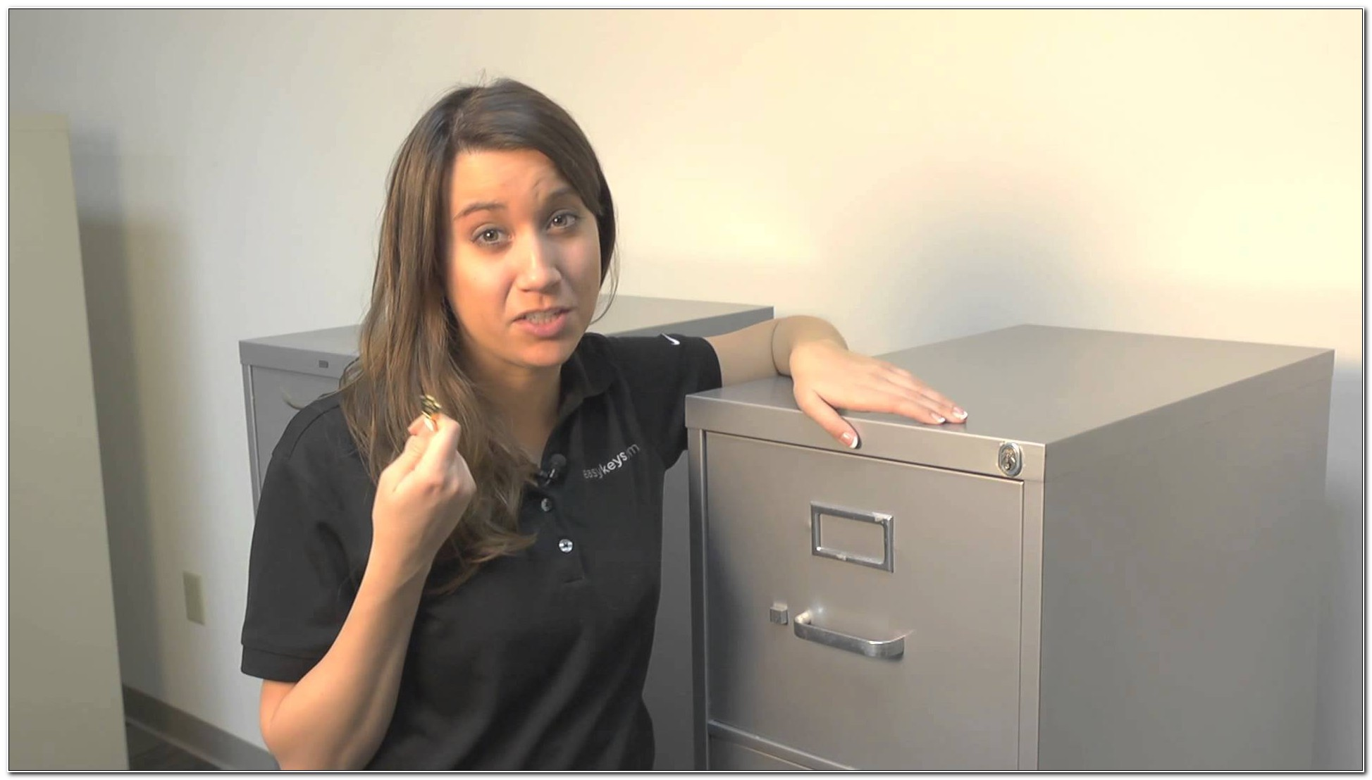 Anderson Hickey File Cabinet Lock