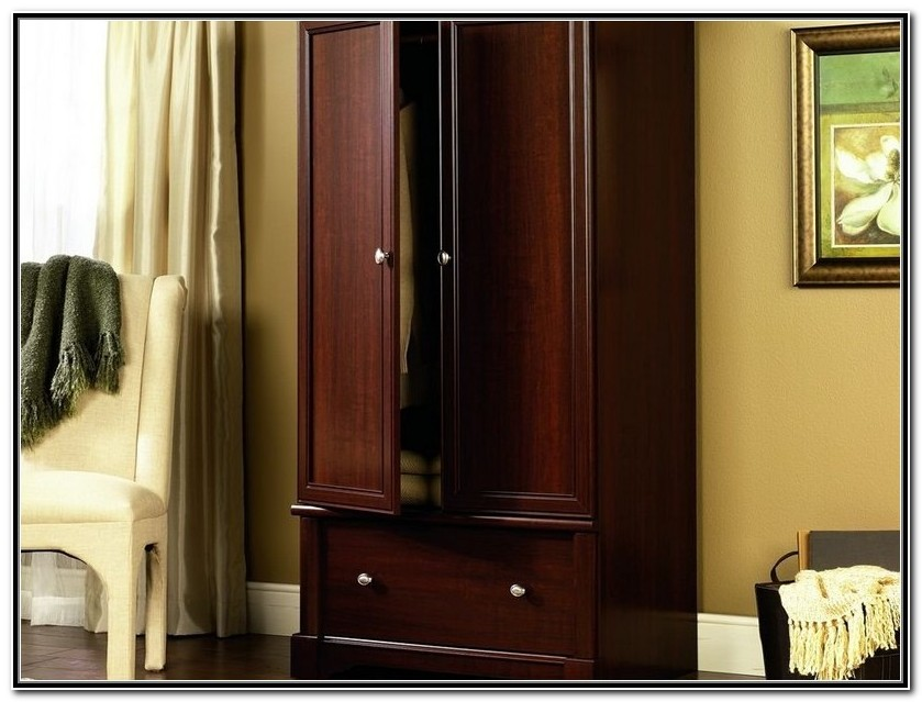 Armoire Wardrobe Storage Cabinet By Tdm