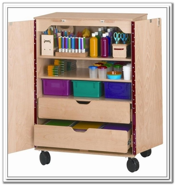 Arts And Crafts Storage Cabinets