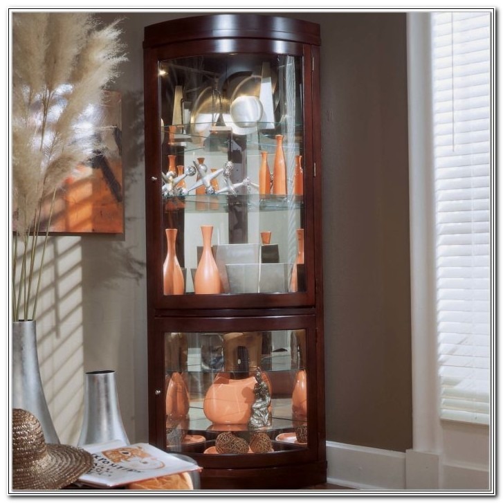 Ashley Furniture Corner Curio Cabinet