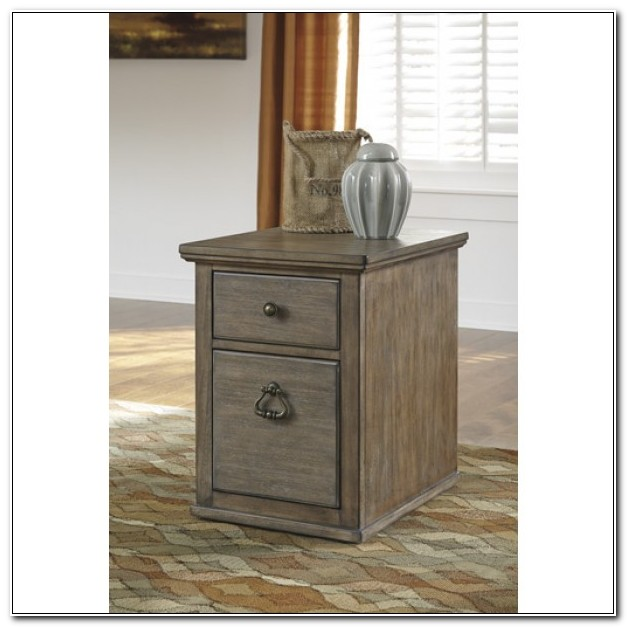 Ashley Furniture File Cabinet