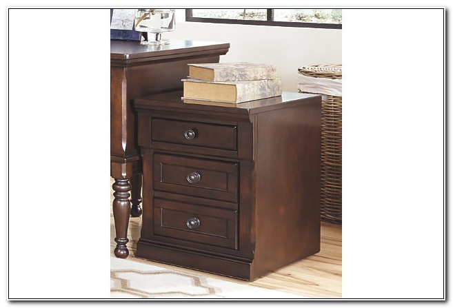 Ashley Furniture Porter File Cabinet