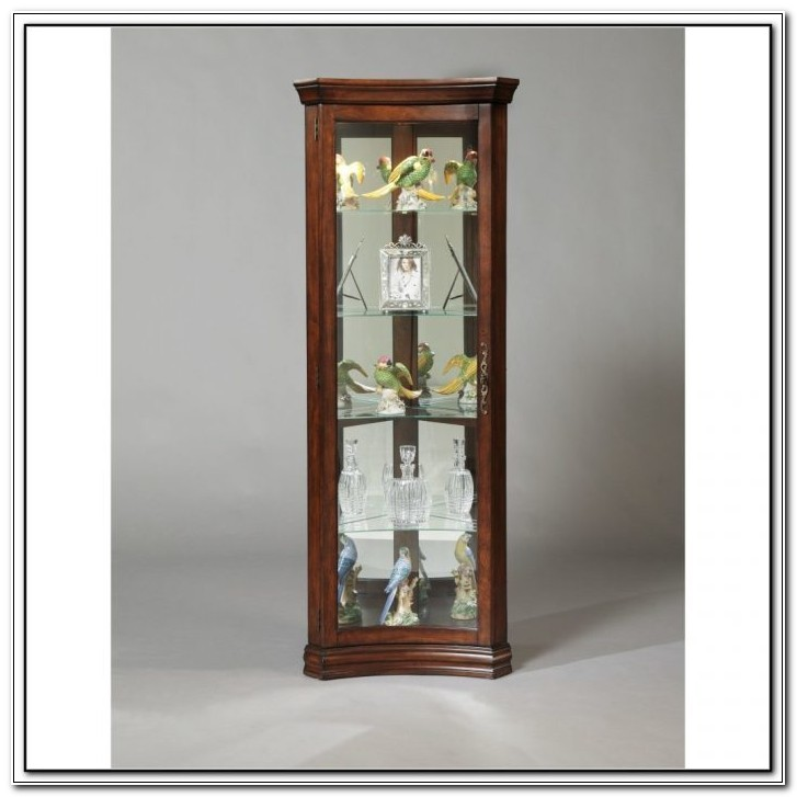 Ashley Furniture Willmott Curio Cabinet
