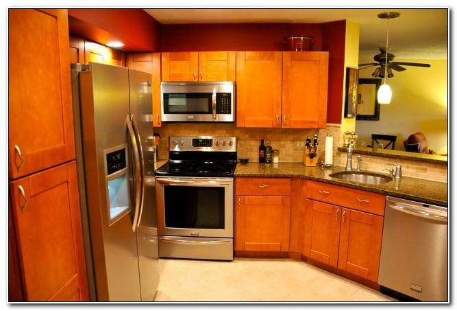 Autumn Shaker Rta Kitchen Cabinets