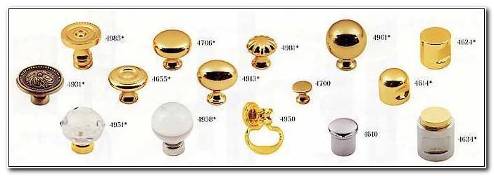 Baldwin Brass Cabinet Knobs