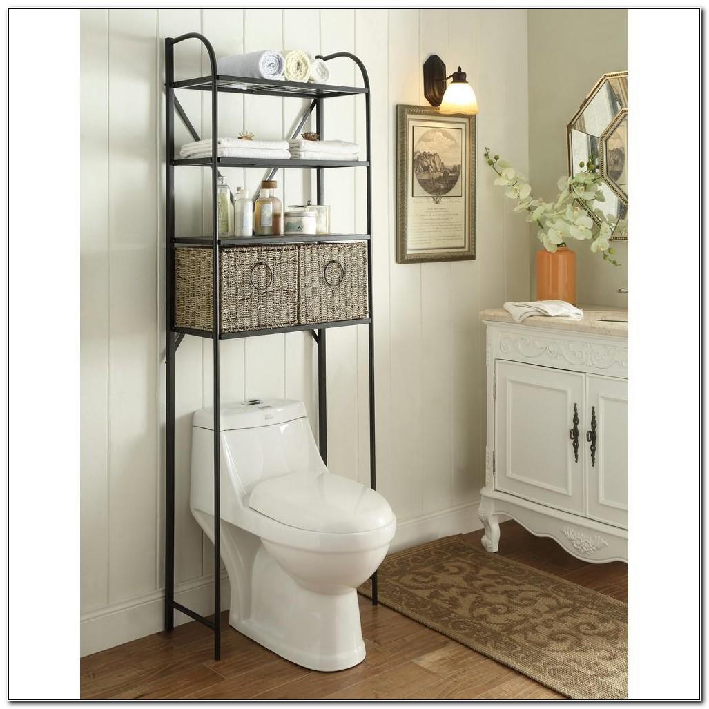 Bathroom Cabinet Over Toilet Home Depot