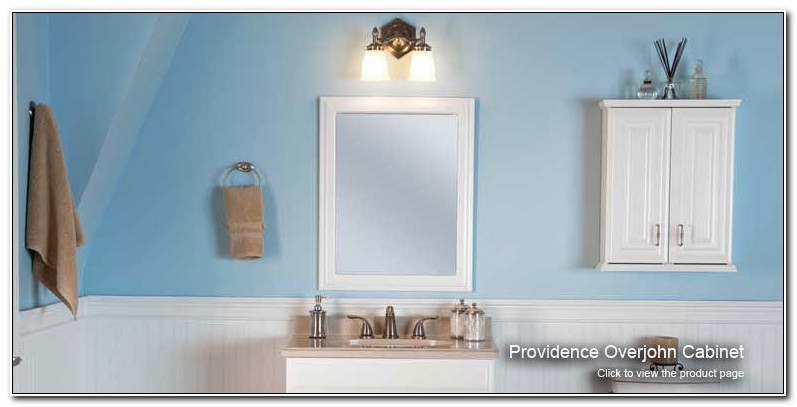 Bathroom Mirror Cabinet Home Depot
