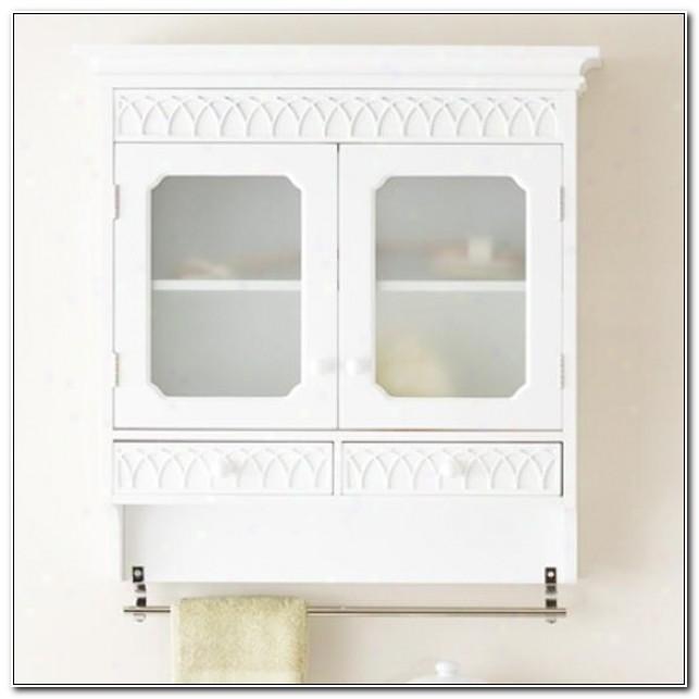 Bathroom Small Wall Cabinets
