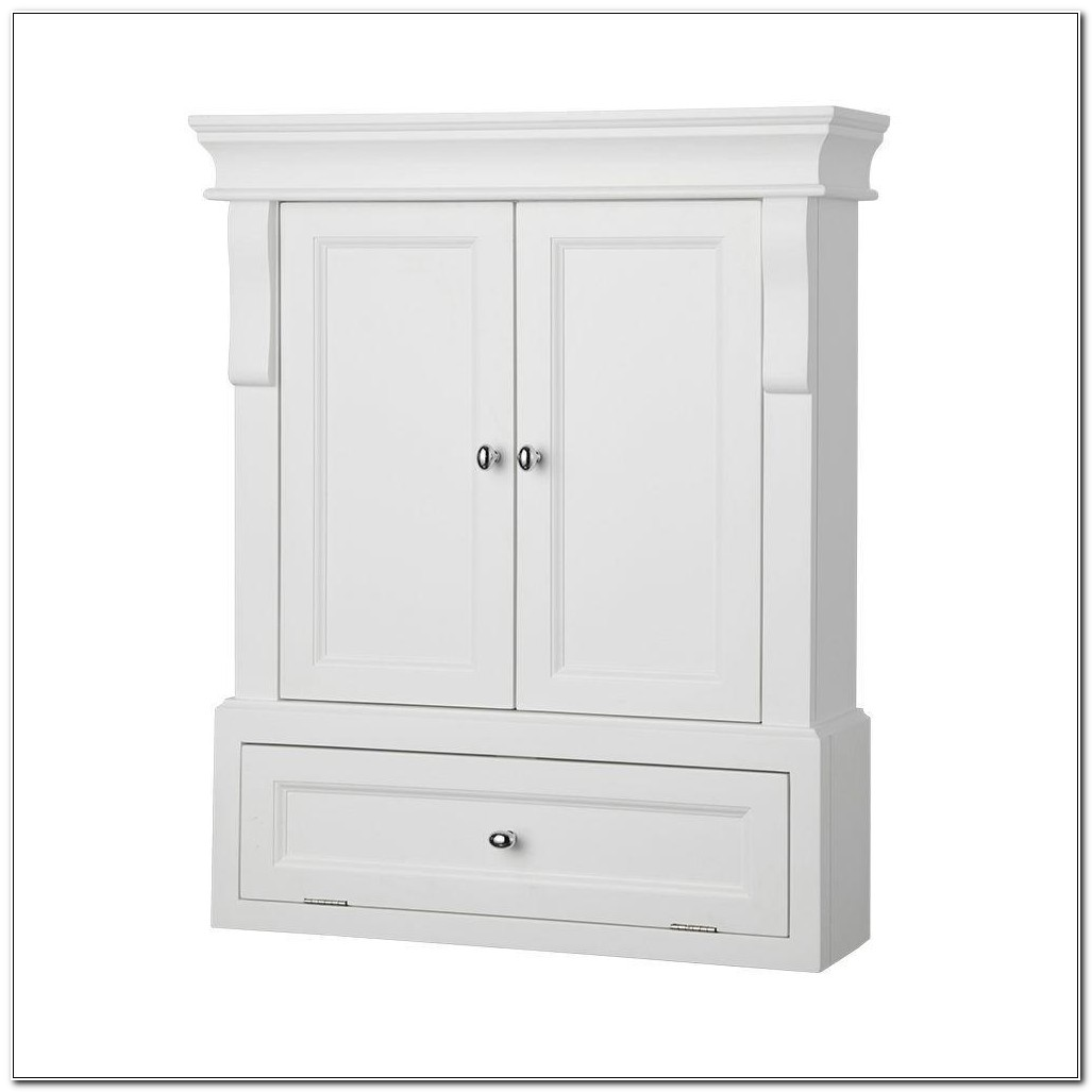 Bathroom Storage Cabinets Home Depot
