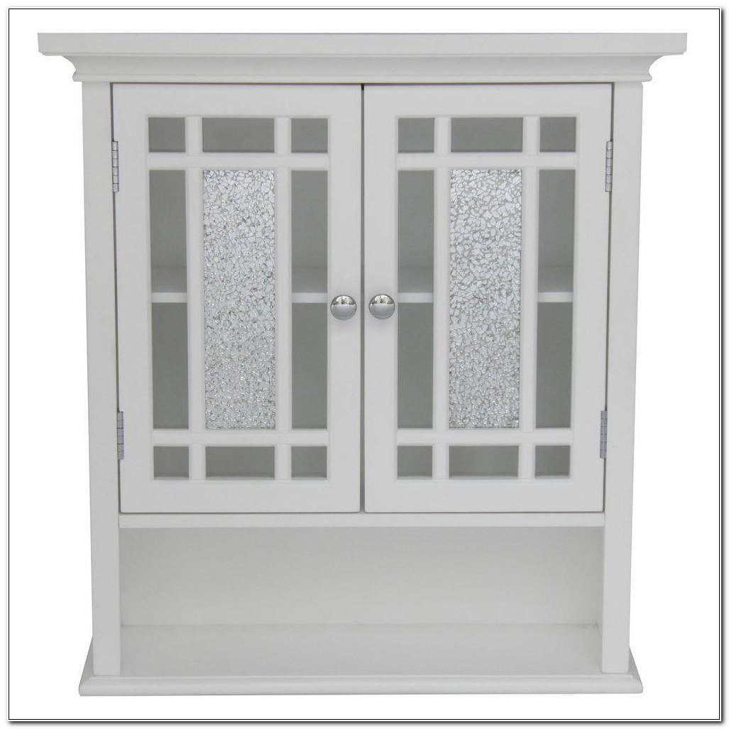 Bathroom Wall Cabinet With Shelf