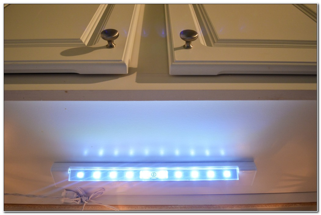 Battery Operated Led Lights For Kitchen Cabinets