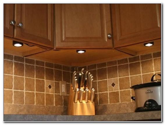 Battery Powered Under Cabinet Lights Kitchen