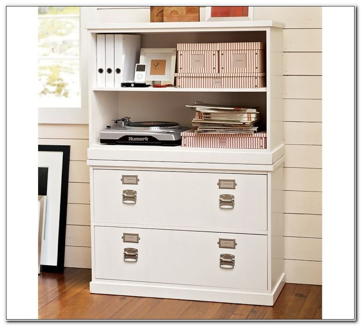 Bedford File Cabinet Pottery Barn