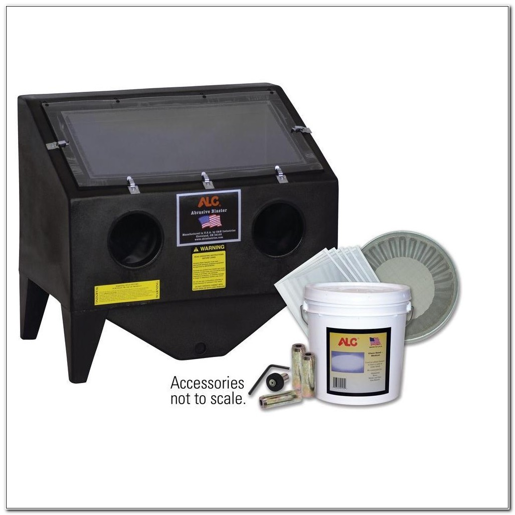Benchtop Abrasive Blasting Cabinets