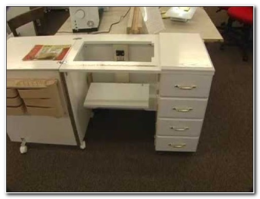 Bernina Sewing Machine Cabinets Tables