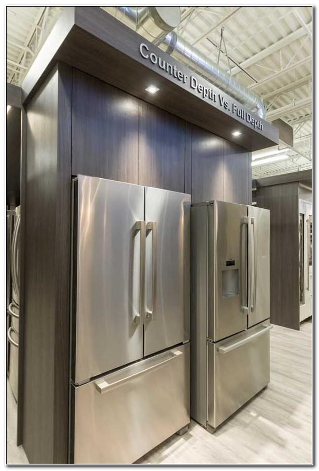 Best Cabinet Depth Refrigerator 2016