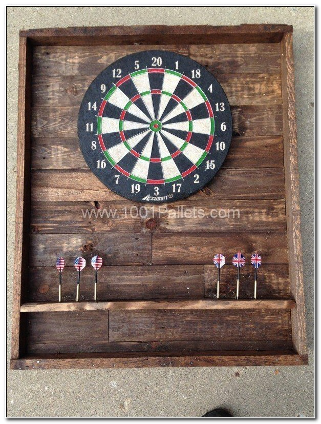 Best Dart Board And Cabinet