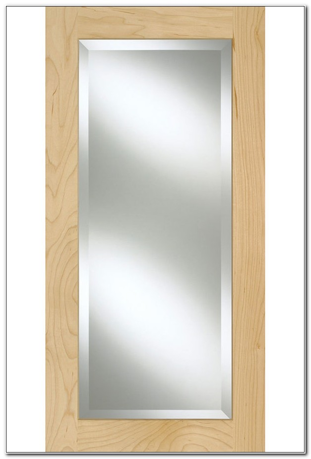 Beveled Glass Cabinet Door Inserts
