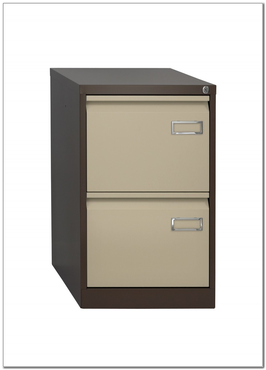Bisley 2 Drawer Filing Cabinet