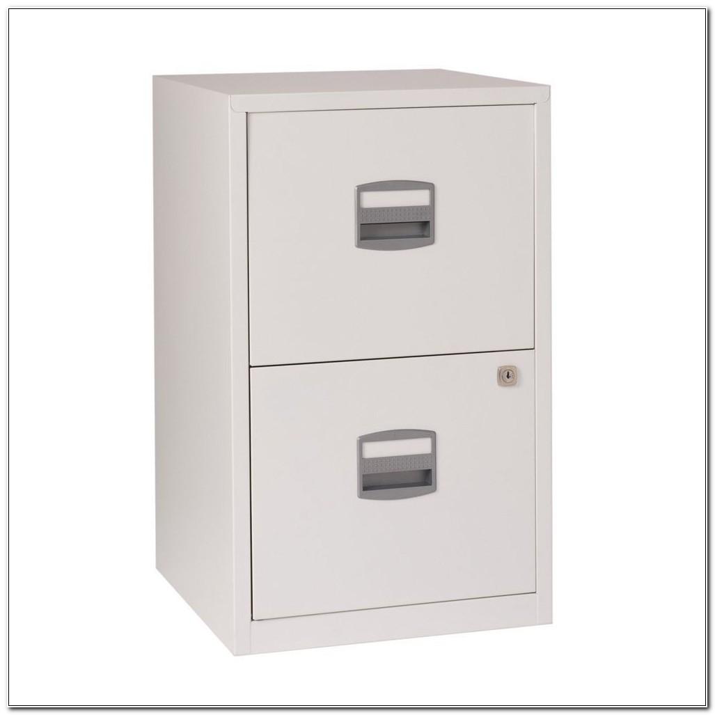 Bisley Filing Cabinet 2 Drawer A4