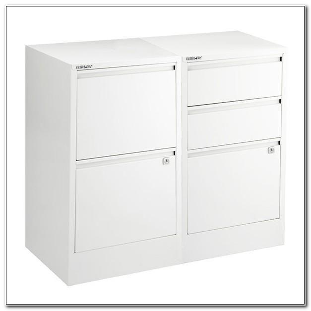 Bisley Filing Cabinet 3 Drawer