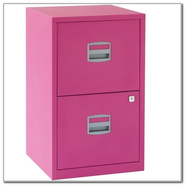 Bisley Filing Cabinet 3 Drawers A4
