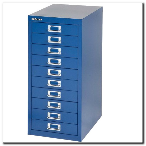 Bisley Multi Drawer Filing Cabinet