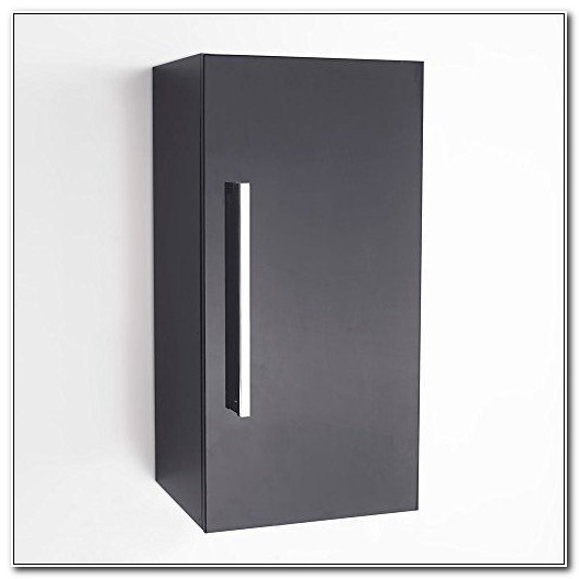 Black Bathroom Wall Cabinets Uk