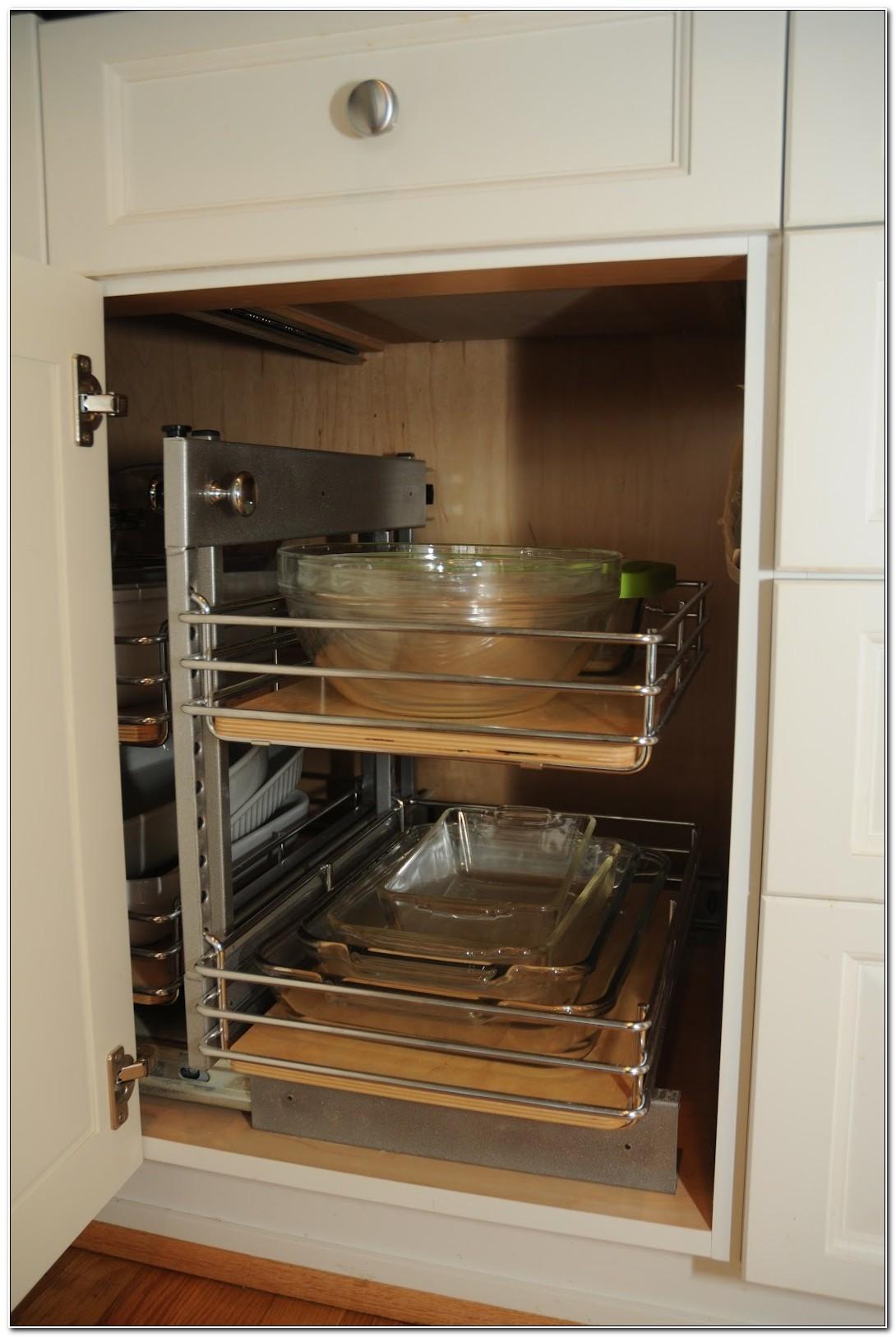 Blind Corner Wall Cabinet Storage