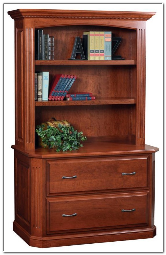 Bookshelves With Filing Cabinets