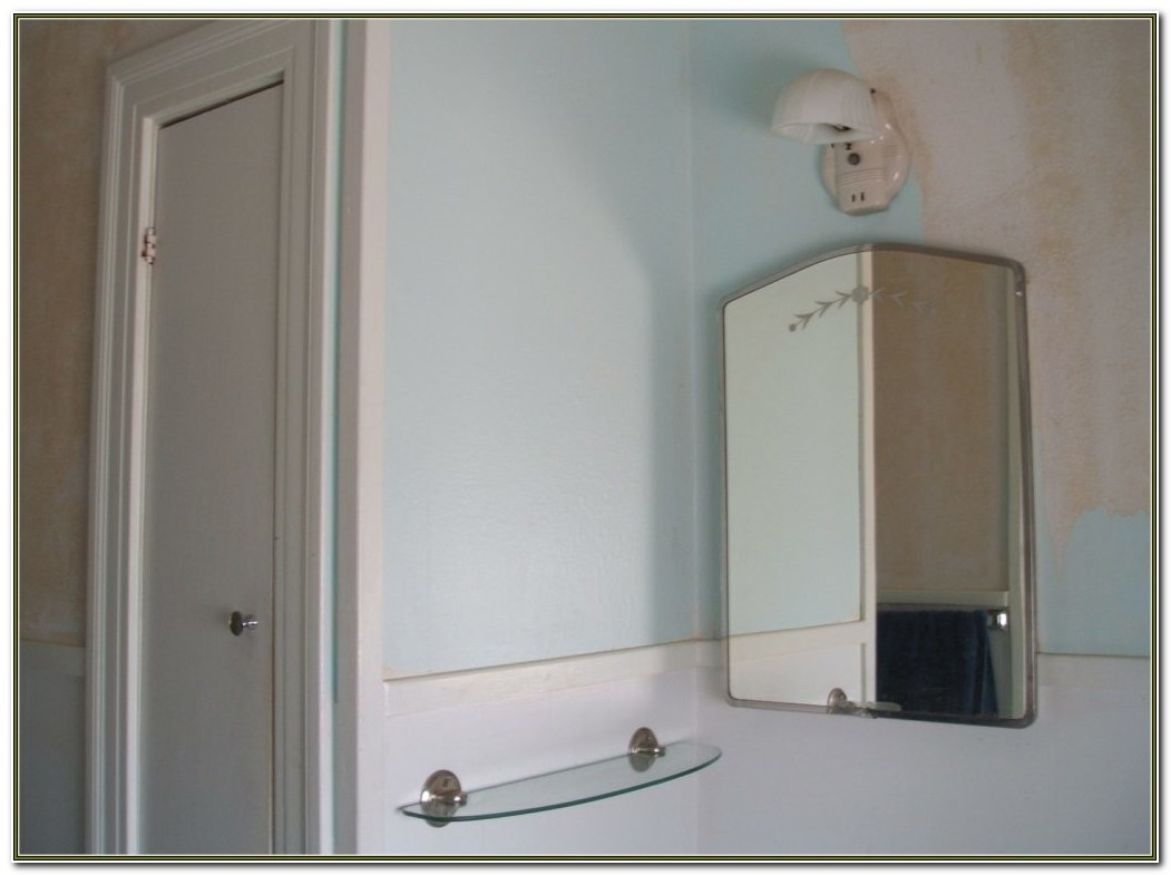 Broan Medicine Cabinet Replacement Mirrors