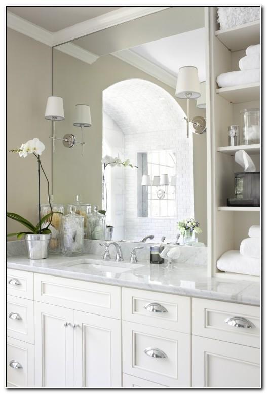 Brushed Nickel Bathroom Cabinet Knobs