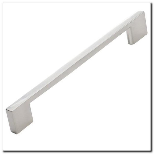 Brushed Nickel Cabinet Handles By Southern Hills