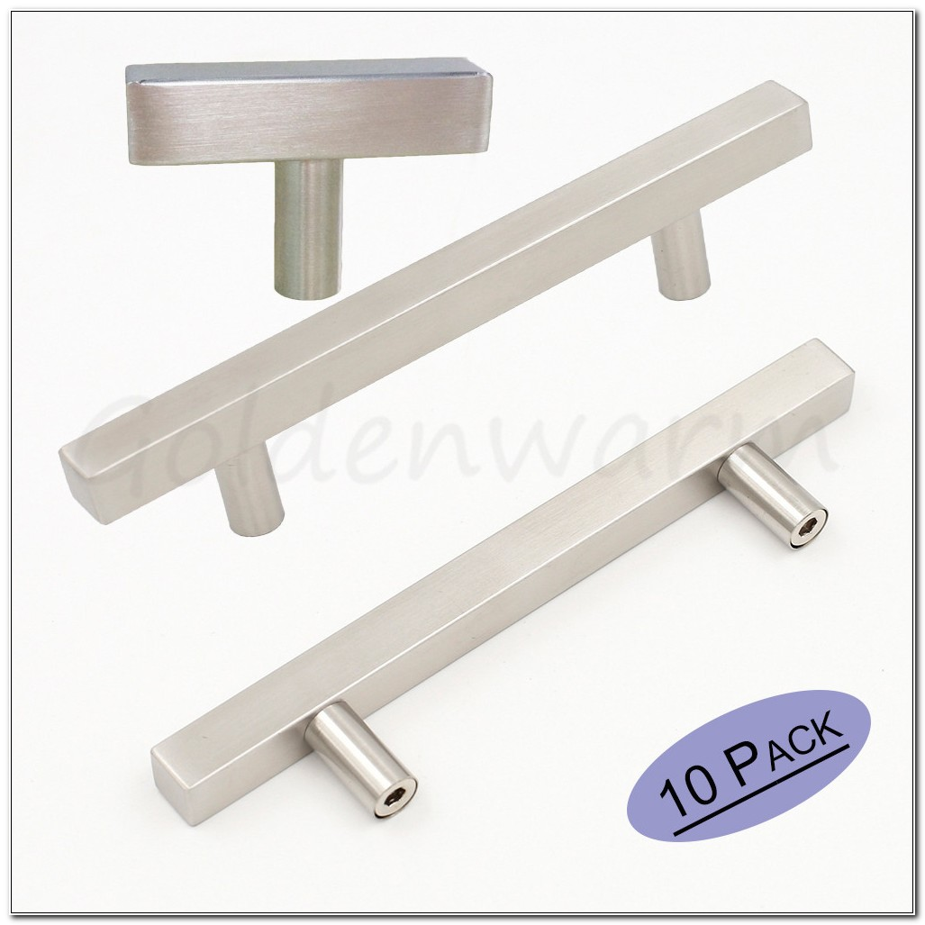 Brushed Nickel Cabinet Pulls Cheap