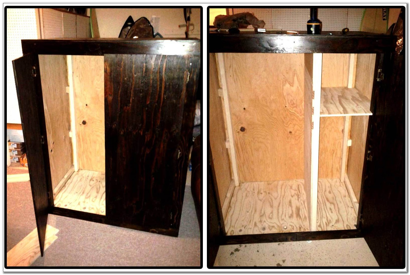 Build Your Own Grow Cabinet