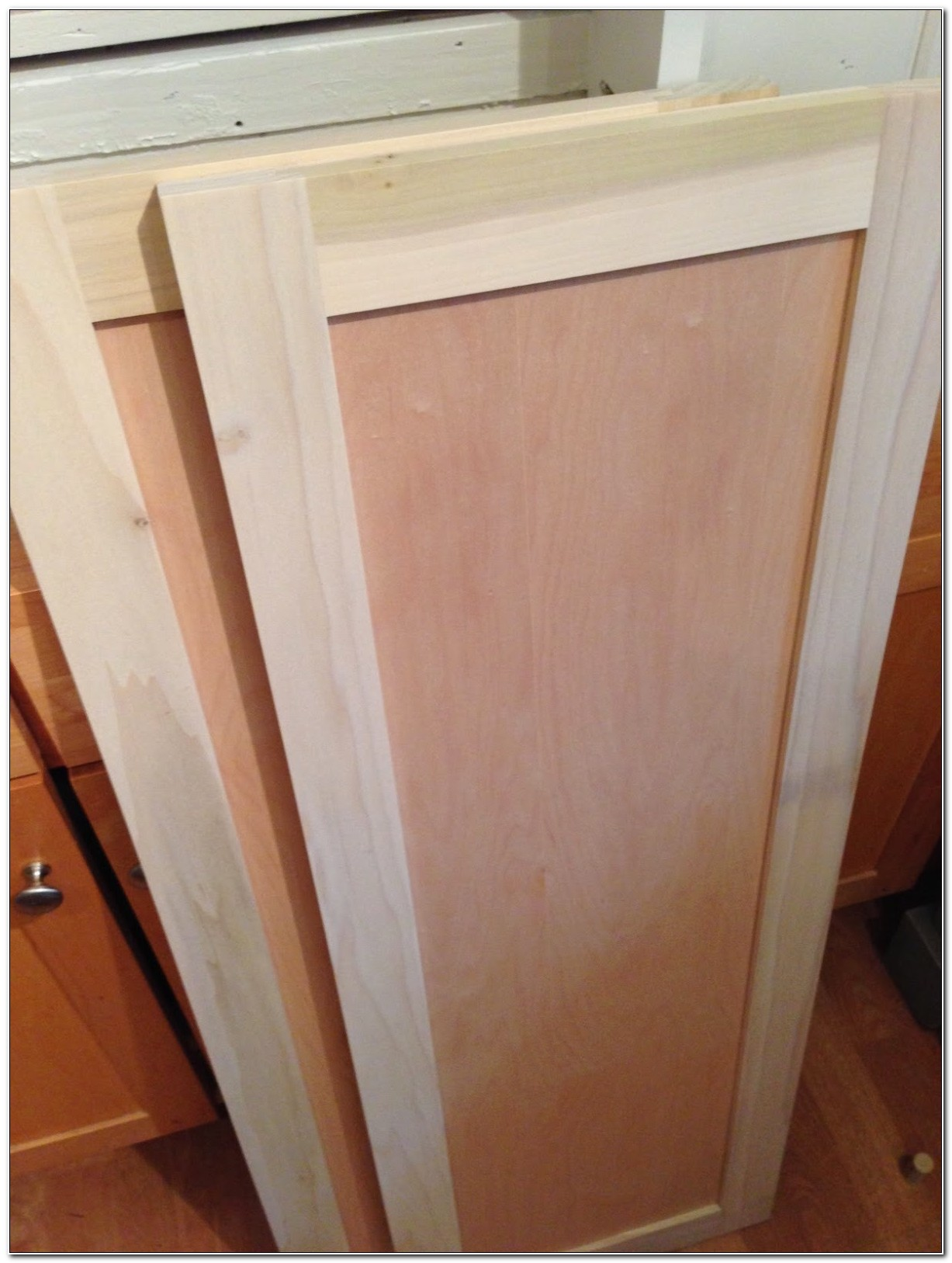 Building Kitchen Cabinet Drawer Fronts