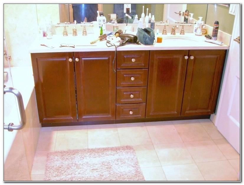 Built In Bath Vanity Cabinets