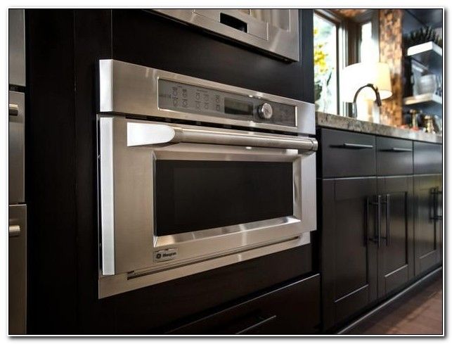 Built In Cabinet Microwave Convection Oven
