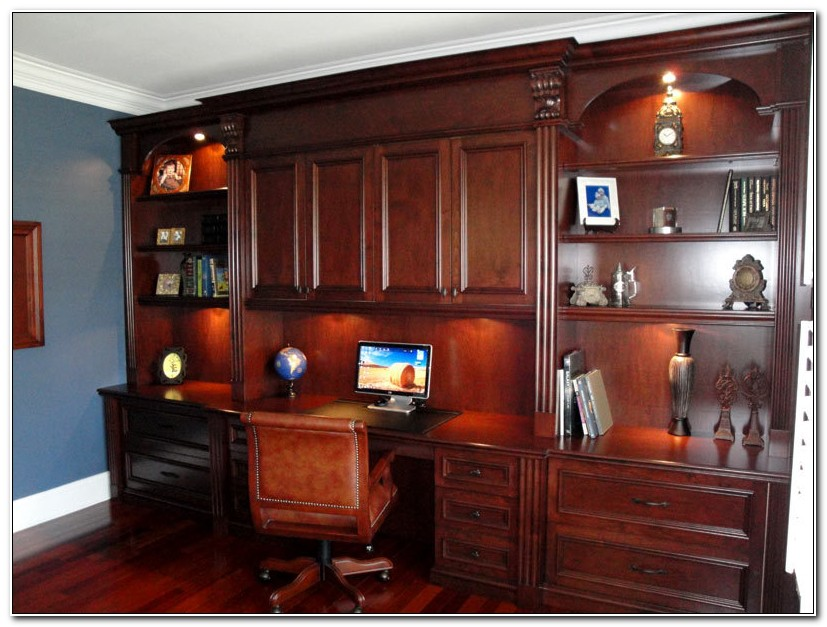 Built In Office Cabinets Online