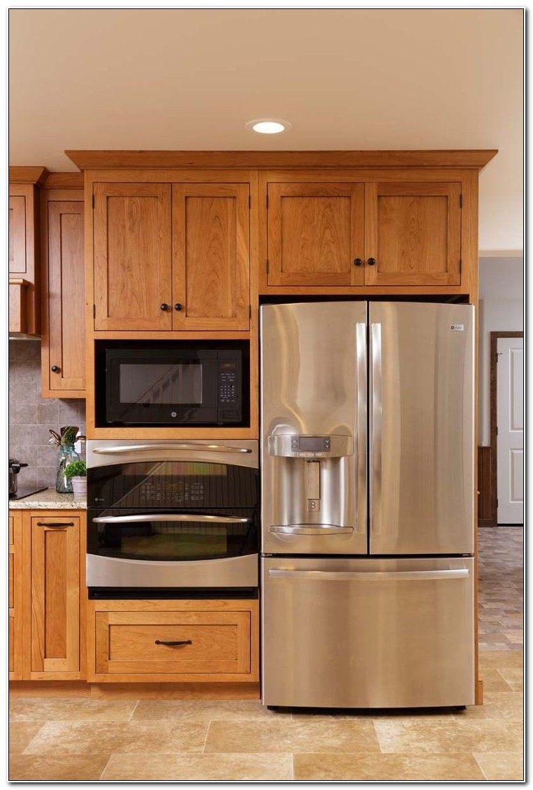 Double Wall Oven Cabinet Ideas Cabinet Home Design