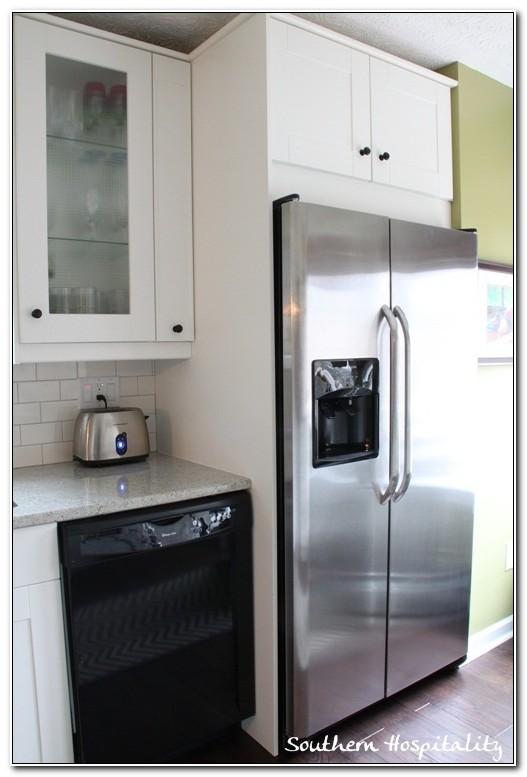 Built In Refrigerator Cabinet Ikea